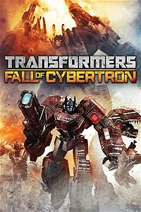 Transformers: Fall of Cybertron (Xbox One Download) - Gold Required