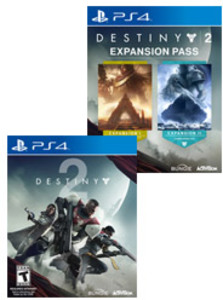 Destiny 2 + Expansion Pass (PS4)