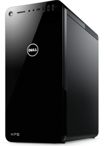 Dell XPS 8930 Desktop, Core i7-8700, GeForce GTX 1050 Ti, 16GB RAM, 1TB HDD