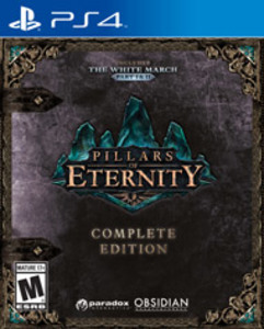 Pillars of Eternity Complete Edition (PS4 Download) - PS Plus Required