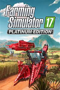 Farming Simulator 17 - Platinum Edition (Xbox One Download) - Gold Required