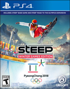 Steep - Winter Games Edition (PS4 Download) - PS Plus Required