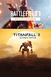 Battlefield 1 & Titanfall 2 Ultimate Bundle (Xbox One Download) - Gold Required