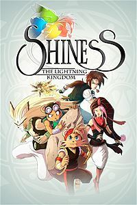 Shiness: The Lightning Kingdom (Xbox One Download) - Gold Required