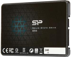 "Silicon Power Slim S55 2.5"" 240GB Internal SSD"