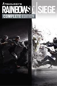 Tom Clancy's Rainbow Six Siege Complete Edition (Xbox One Download)
