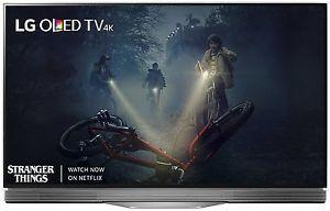 LG OLED55E7P 55-inch 4K Ultra HD Smart OLED TV