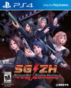 School Girl/Zombie Hunter (PS4) - Pre-owned