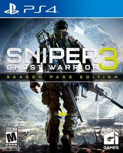 Sniper Ghost Warrior 3 Season Pass Edition (PS4)