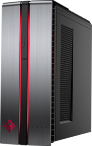 HP Omen 870-245qe Desktop Core i5-7400, GeForce GTX 1060, 8GB RAM, 1TB HDD