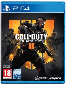 Call of Duty: Black Ops 4 (PS4) - Prime Required