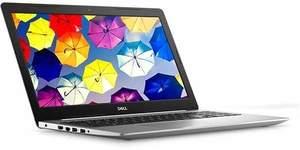 Dell Inspiron 15 5570, Core i7-8550U, 8GB RAM, 128GB SSD + 1TB HDD