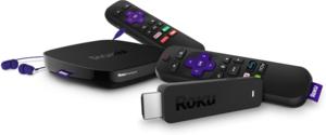 Roku Premiere+ & Streaming Stick (Refurbished)