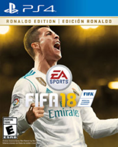 FIFA 18 Ronaldo Edition (PS4 Download)