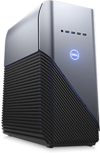 Dell Inspiron 5680 Gaming Desktop Core i3-8100, GeForce GTX 1050, 8GB RAM, 1TB HDD