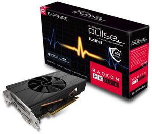 Sapphire Radeon PULSE RX 570 ITX 4GB Video Card