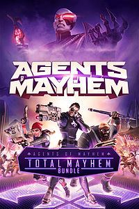 Agents of Mayhem - Total Mayhem Bundle (Xbox One Download)