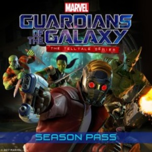 Marvel's Guardians of the Galaxy: Telltale - Season Pass (PS4 Download)