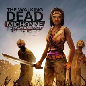 The Walking Dead: Michonne - A Telltale Miniseries (PS4 Download) - PS Plus Required