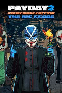 Payday 2 - Crimewave Edition - The Big Score Game Bundle (Xbox One Download) - Gold Required