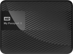 WD My Passport X 2TB External Hard Drive