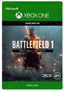 Battlefield 1 They Shall Not Pass (Xbox One DLC)