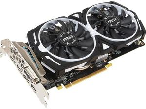 MSI Radeon RX 570 ARMOR OC 8G GDDR5 Graphics Card + 2 Games