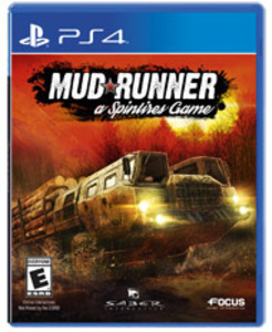 Spintires: MudRunner (PS4 Download) - PS Plus Required