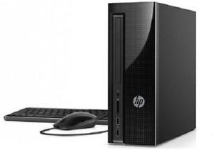 HP Slimline 270-a047cb Desktop, AMD A9-9430, 8GB RAM, 2TB HDD (Refurbished)