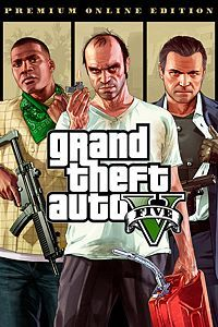 Grand Theft Auto V Premium Online Edition (Xbox One Download)
