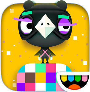 Toca Blocks iPhone/iPad App