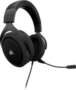 Corsair HS60 Wired Gaming Headset with USB DAC