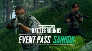 Playerunknown's Battlegrounds Event Pass: Sanhok (PC DLC)