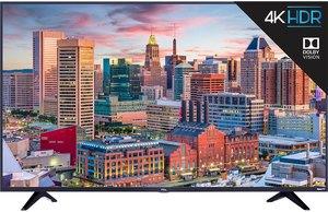 TCL 65S517 65-inch 4K HDR Roku Smart TV
