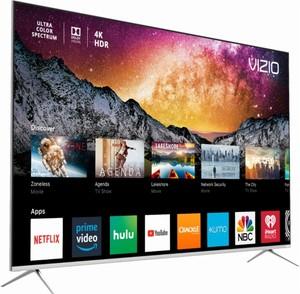 Vizio P65-F1 65-inch 4K HDR Smart TV + $250 eGift Card
