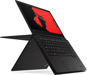 Lenovo ThinkPad X1 Yoga (3rd Gen Black) Core i5-8250U, 8GB RAM, 256GB SSD, 1080p IPS Touch