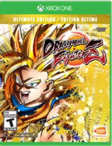 Dragon Ball Fighterz - Ultimate Edition (Xbox One Download) - Gold Required