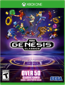 Sega Genesis Classics (Xbox One Download) - Gold Required