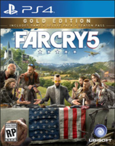 Far Cry 5 Gold Edition (PS4 Download)