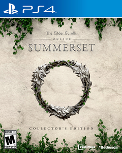 The Elder Scrolls Online: Summerset Collector's Edition (PS4 Download)