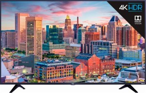 TCL 43S515 43-inch 4K HDR Roku Smart TV