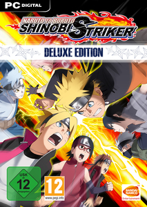 Naruto To Boruto: Shinobi Striker Deluxe Edition (PC Download)