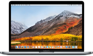 Apple MacBook Pro MR9Q2LL/A with Touch Bar, Core i5-8259U 2.3GHz, 8GB RAM, 256GB SSD