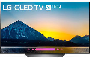 LG OLED55B8PUA 55-inch 4K HDR Smart OLED TV (B8 Series)