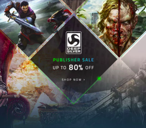 Razer Game Store: Deep Silver Sale