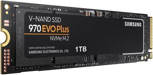 Samsung 970 EVO Plus NVMe M.2 1TB Internal SSD