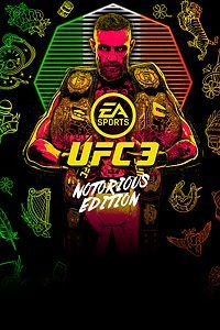 EA Sports UFC 3 Nortorious Edition (Xbox One Download)