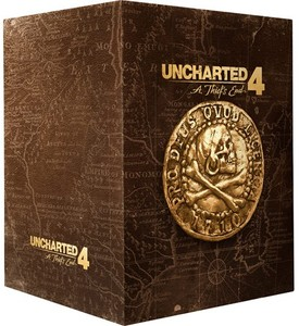 Uncharted 4: A Thief's End Libertalia Collector's Edition (PS4)