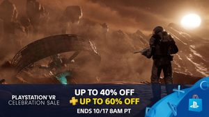 PlayStation VR Celebration Sale