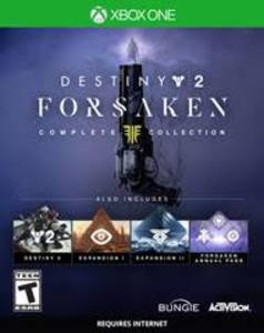 Destiny 2: Forsaken - Complete Collection (Xbox One Download) - Gold Required
